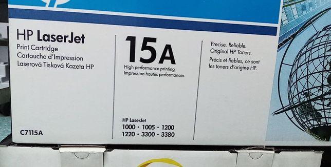 toner C7115A Czarny (HP 15A) (C7115A)