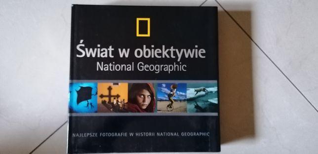 Album Świat w obiektywie  Nationale Geographic