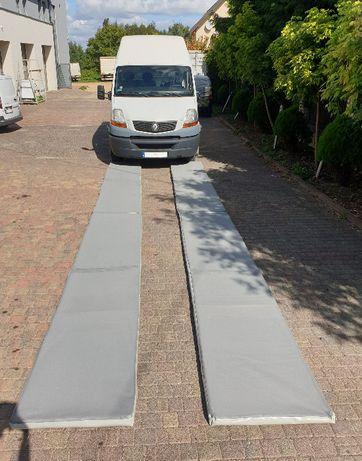 MATA DEZYNFEKCYJNA 5,5x0,9m-Producent MAT wjazdowych i wejściowych