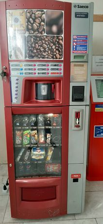 Saeco combi snack diamant торговий автомат вендинговий