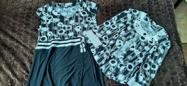 Плаття+піджак ,Костюм 56 розмір