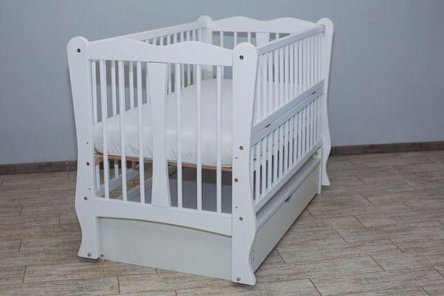Кроватка-диванчик «Хвилька» с шухлядой есть ОПТ