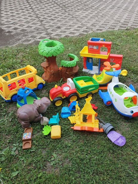 Sprzedam zabawki 5 na baterie dla dziecka to co na zdjęciach