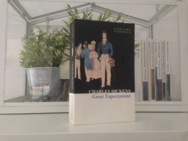 Great Expectations, de Charles Dickens PORTES GRÁTIS