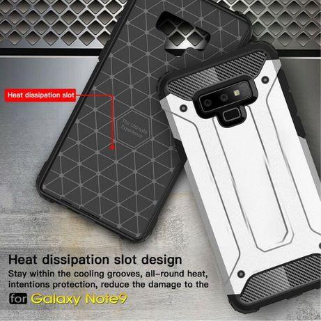 Z499 Capa Dura Hybrid Tough Shockproof Samsung Galaxy Note 9