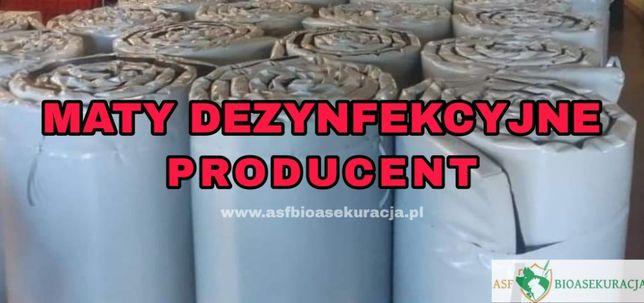 Mata dezynfekcyjna 70x400x4 , Przjazdowa przejściowa Producent