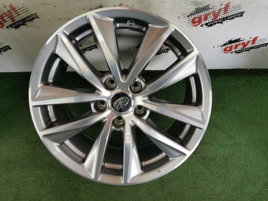 Alufelgi 17 Lexus, Nissan oryginał 5x114.3 Dminin - image 1