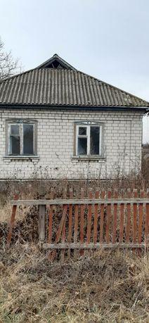 Продамо будинок м.Гребінка Полтавська обл.82м.кв.