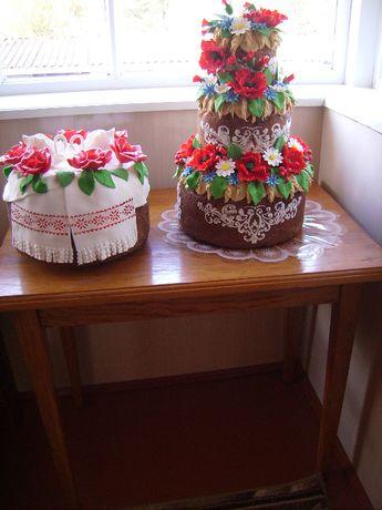 Випікаю торт, коровай, солодощі для кенді бару, солодкий стіл
