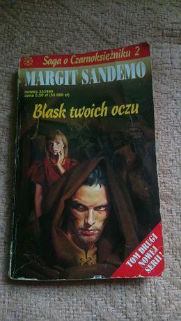 Saga o czarnoksiezniku 2 Blask twoich oczu - Margit Sandemo za darmo