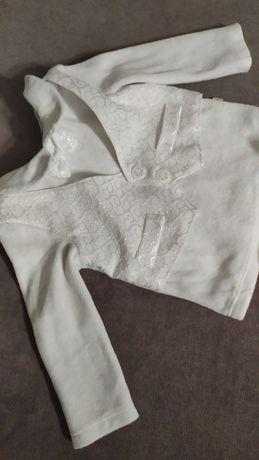 Крестильный костюм джентльмен набор тройка 68