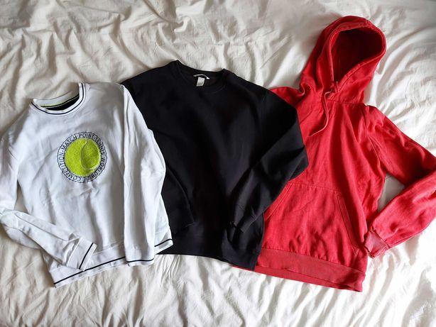 Zestaw bluz dla chłopca, H&M, Zara