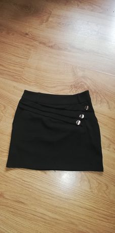 Spodniczka czarny