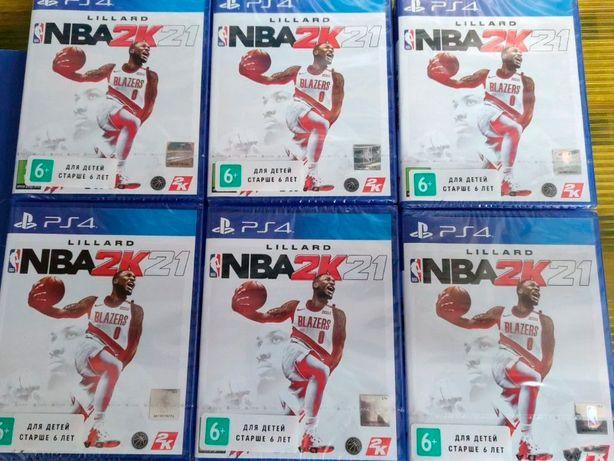 Баскетбол NBA 2K21