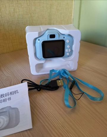 Фотоаппарат фотоапарат фотик новий детский для ребенка цифровой