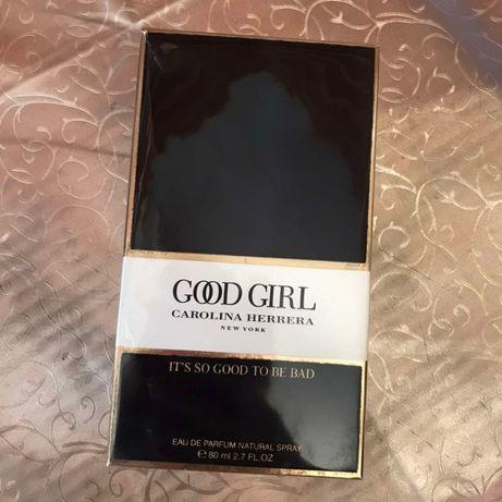 Carolina herrera good girl парфюмированная вода, 80 ml