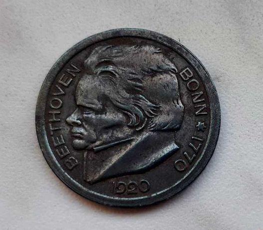 144) NIEMCY Notgeld - 25 Pfennig - 1920 r.