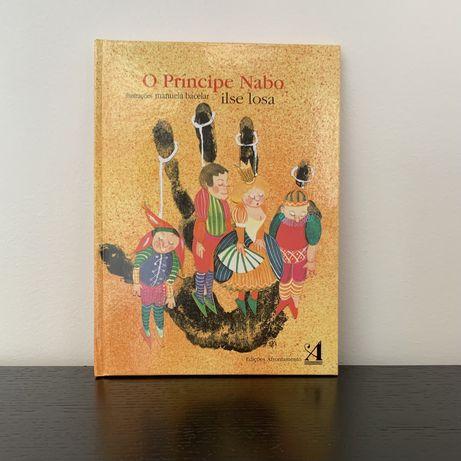 O Príncipe Nabo, Edições Afrontamento