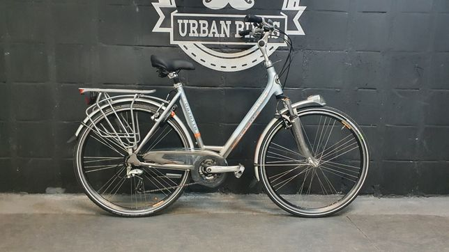Rower miejski Gazelle Allure Damka Shimano Deore 53 cm Urban Bikes