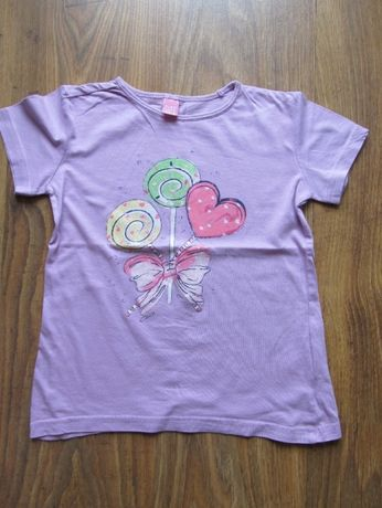 Bluzka, t-shirt,128 cm