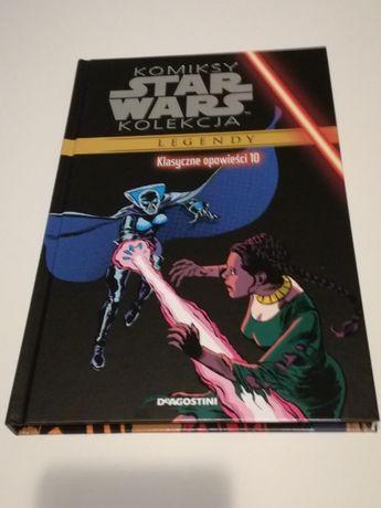 Komiksy Star Wars kolekcja Klasyczne opowieści 10
