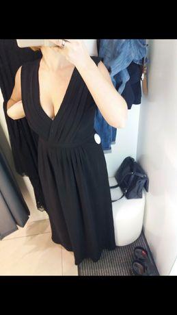 Черное платье вечернее длинное в пол