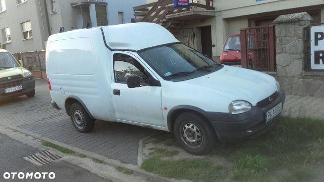 Opel Combo 1,7 Diesel Isuzu Hak Ubezpieczony Do 13.09 2021