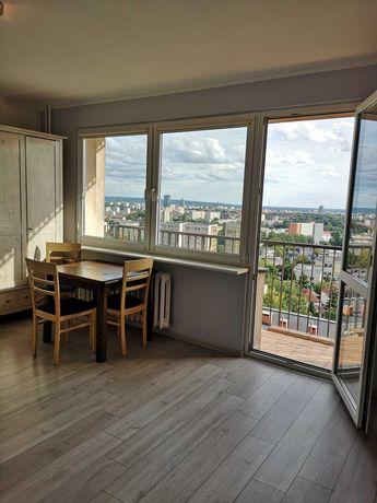 Duży 2-osobowy pokój z balkonem