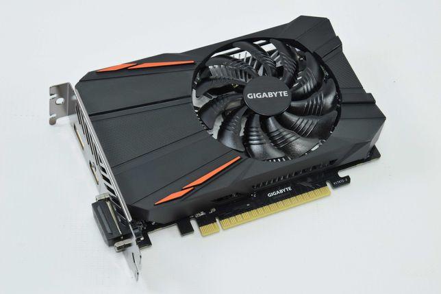 Видеокарта GIGABYTE GeForce GTX 1050 Ti 4G | ГАРАНТИЯ | #16768