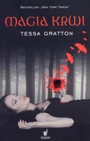 aa Magia krwi Autor: Gratton Tessa