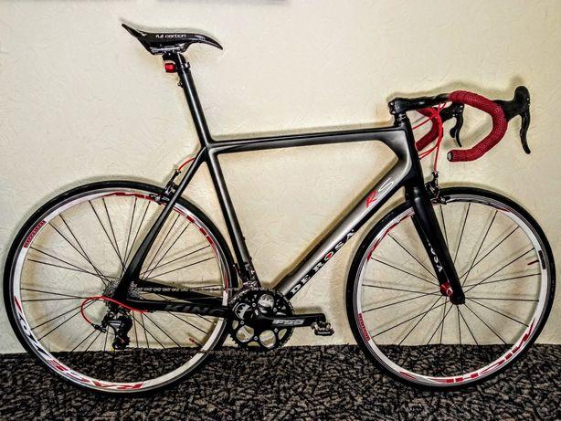 Карбоновый шоссейный велосипед De Rosa карбон Campagnolo shimano