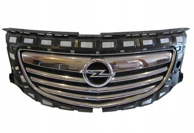 Решетка радиатора Опель инсигния Opel Insignia 2008-2013