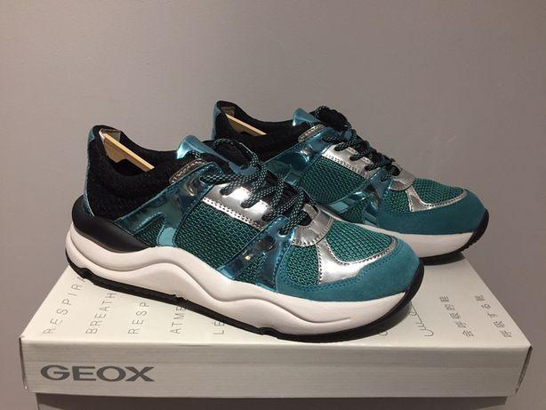 Nowe, Geox Respira, buty, adidasy, rozm. 36