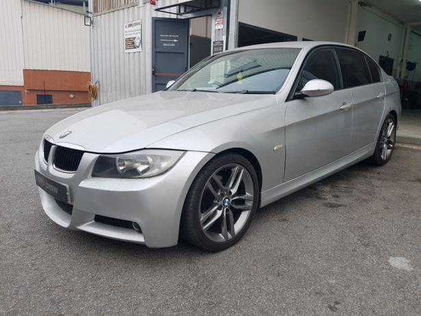 CENTRO DE ABATE... MYBMW BMW E90 PACK M 320D