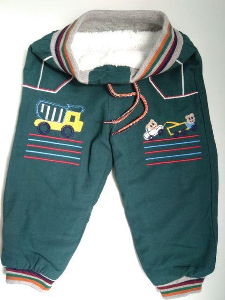 штани утеплені для хлопчика