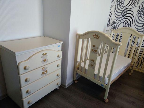 Кроватка комод Pali