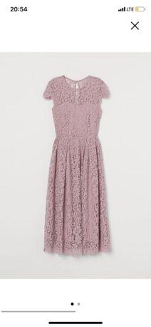 Платье от H&M 34-36 размер