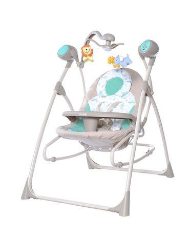 Кресло-качалка с мобилем