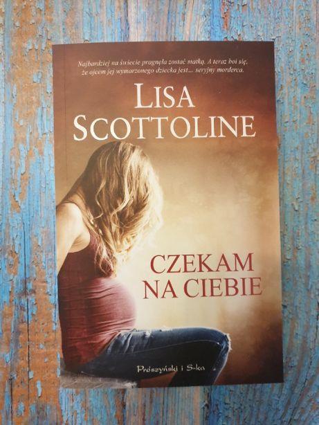 """Nowa, """"Czekam na ciebie"""", Lisa Scottoline"""