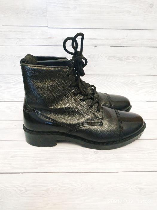 Черевики чоловічі Crafters Англія шкіра 27 см стелька ботинки кожа Киев - изображение 1