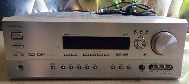 Amplificador Onkyo AV Receiver TX-SR600E