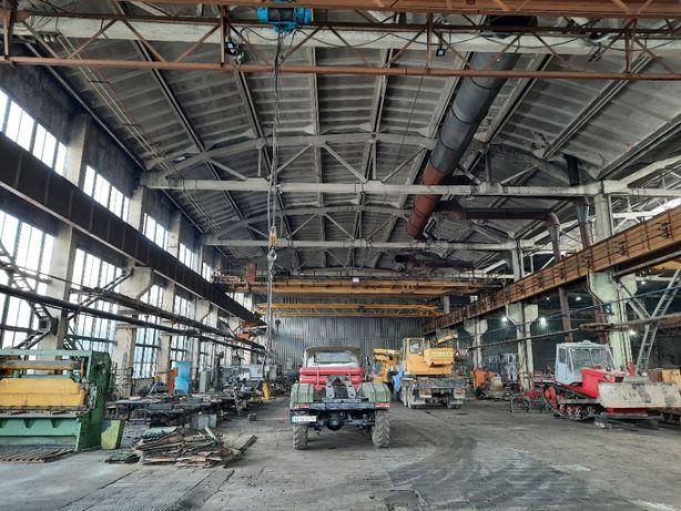 Продаж діючого заводу в промзоні Рясне, Львів