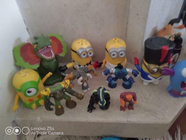 Bonecos Coleção MAC DONALDS