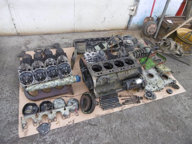 Części Silnik DEUTZ F4L 912 Blok , EDER, CAT, LINDE