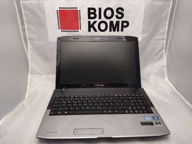 Laptop Medion Akoya P6812/i3-2330M/4 GB/750 HDD/Bioskomp/GWARANCJA