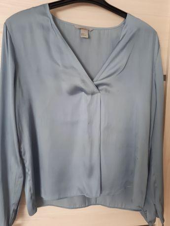 Aksamitna koszula H&M 38