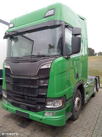 Scania R650  6x2 hydraulika