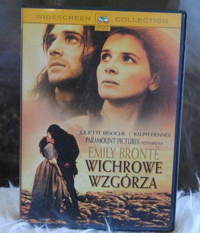 """""""Wichrowe wzgórza""""Film na DVD"""