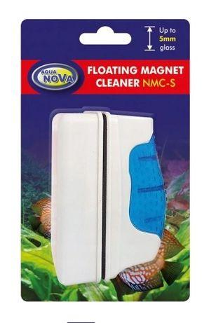 Aqua Nova Czyścik magnetyczny Pływający Rozmiar S