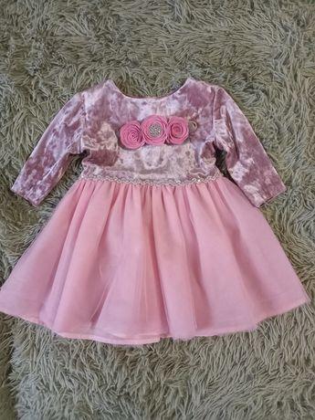 Платье на маленьких принцес